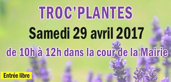 Troc'Plantes Printemps