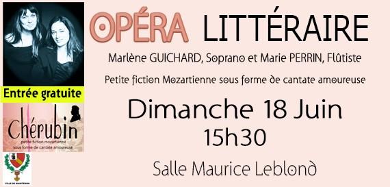 Opéra littéraire