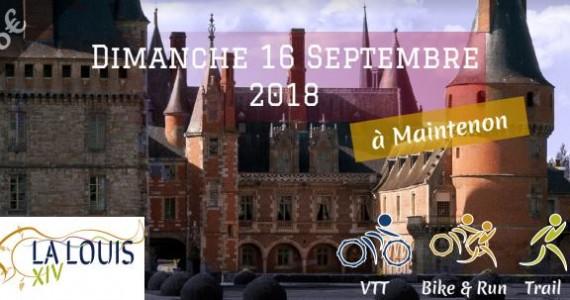 La Louis XIV – Course à pied, VTT, Bike & Run, Randonnée pédestre