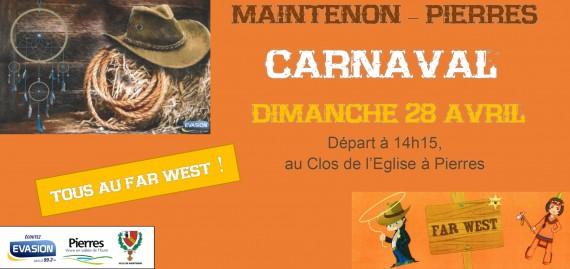Carnaval de Maintenon-Pierres 2019
