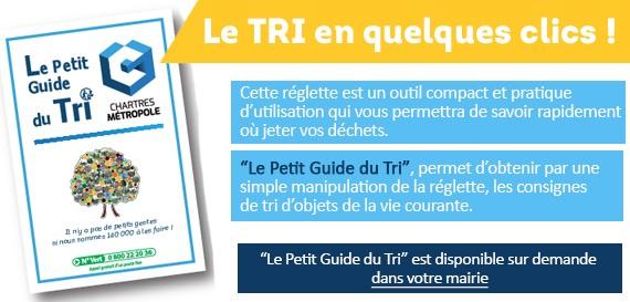 «Le Petit Guide du Tri»