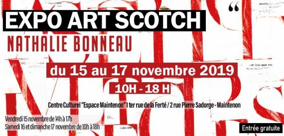 Exposition «Art Scotch»