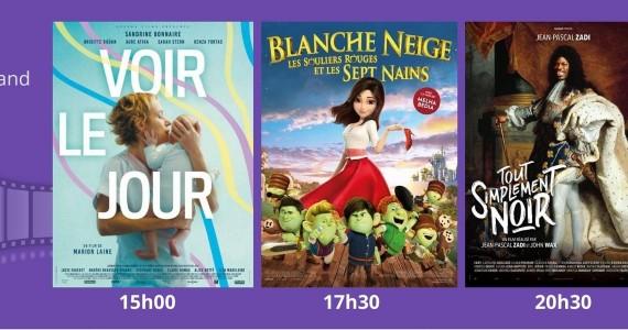 Cinémobile – Vendredi 18 septembre 2020