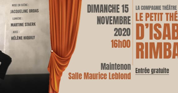 «Le Petit théâtre d'Isabelle Rimbaud»