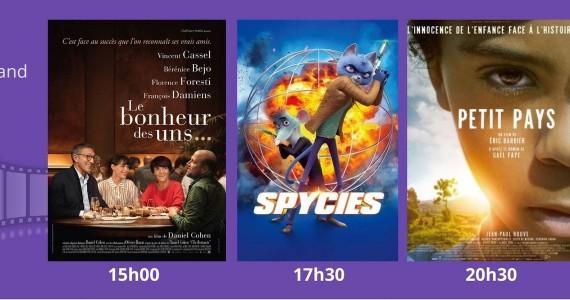 Cinémobile – Vendredi 16 octobre 2020