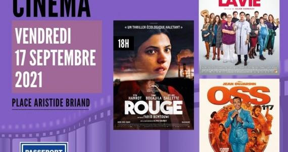 Cinémobile – Vendredi 17 septembre 2021
