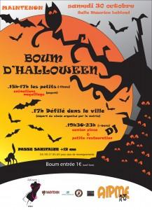 affiche halloween - 1