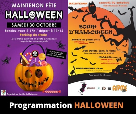 Halloween – Le programme